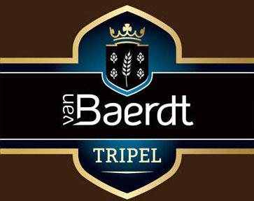 van Baerdt Tripel